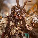 Krampus  by Boston Thek Imagery