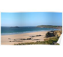 """"""" Visions Of Godrevy """" Poster"""