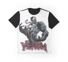 Venom comic T-Shirt Graphic T-Shirt