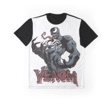 Venom comic T-Shirt Graphic T-Shirt