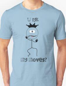 dancing king Unisex T-Shirt