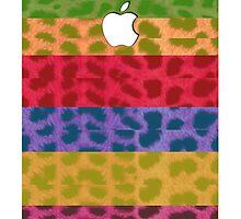 Animal Print Phone Case  by Katie Torpey
