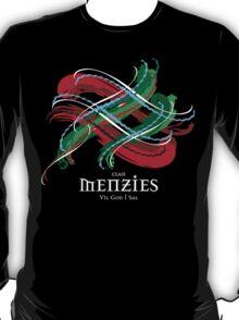 Menzies Tartan Twist T-Shirt