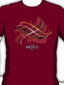 Bruce Tartan Twist T-Shirt
