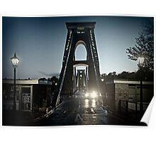 Brunel's Bridge Poster