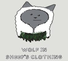 Wolf In Sheep's Clothing by CallumKnight