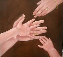 Family Portrait by Cathy Amendola