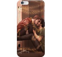 Sterek- Lights iPhone Case/Skin