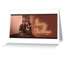 Sterek- Lights Greeting Card