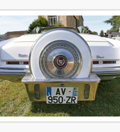 Beautiful American car  06 (c)(t) by Olao-Olavia / Okaio Créations with fz 1000  2014 Sticker