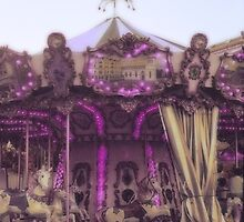 lucky merry-go-round by AtmanVictor