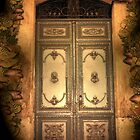 entrance to the mansion of souvenir by AtmanVictor