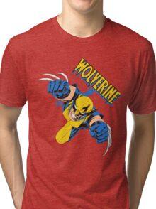 Wolverine T-shirt Tri-blend T-Shirt