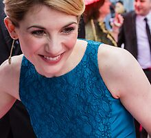 Jodie Whittaker (BAFTA Television Awards) by Paul Bird