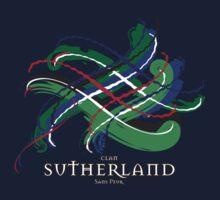 Sutherland Tartan Twist Kids Clothes