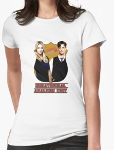 Criminal Minds Womens Fitted T-Shirt