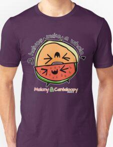 "Melony & Cantaloopy, ""Two Halves Make a Whole"" T-Shirt"
