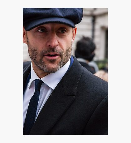 Mark Strong Photographic Print