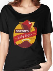 Ruby Lager Women's Relaxed Fit T-Shirt