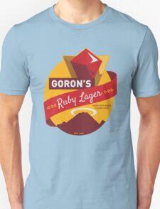 Ruby Lager Unisex T-Shirt