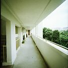 Corridor of Familiarity - Lomo by chylng