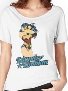Wonderwoman T-shirt Women's Relaxed Fit T-Shirt