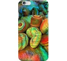 Colored stones iPhone & iPod Cases by rafi talby  iPhone Case/Skin