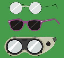 Glasses and Goggles- Potter/Starkid/Dr.Horrible Kids Clothes