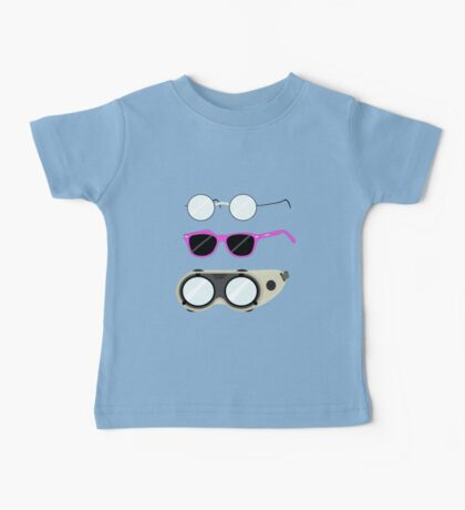 Glasses and Goggles- Potter/Starkid/Dr.Horrible Baby Tee