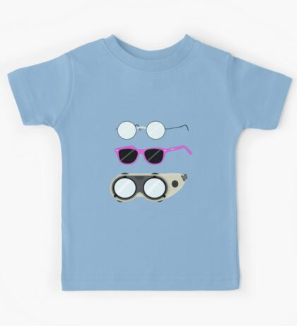 Glasses and Goggles- Potter/Starkid/Dr.Horrible Kids Tee