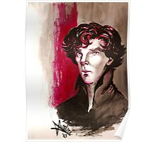 Sherlock - Into Darkness Poster