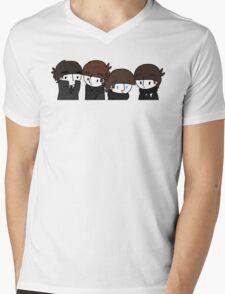 Beatles For Sale V2 Mens V-Neck T-Shirt