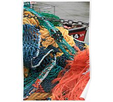 Rainbow Nets Poster