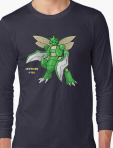 Scyther #123 Long Sleeve T-Shirt