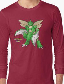 Scyther #123 Long Sleeve T-Shirt