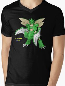 Scyther #123 Mens V-Neck T-Shirt