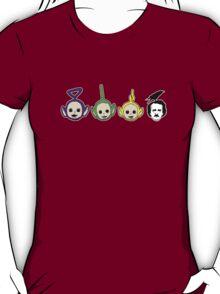 Tinky winky, dipsy, la la, poe T-Shirt