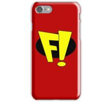 freakazoid logo iPhone Case/Skin