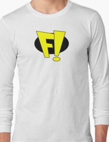 freakazoid logo Long Sleeve T-Shirt