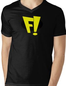 freakazoid logo Mens V-Neck T-Shirt