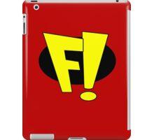 freakazoid logo iPad Case/Skin