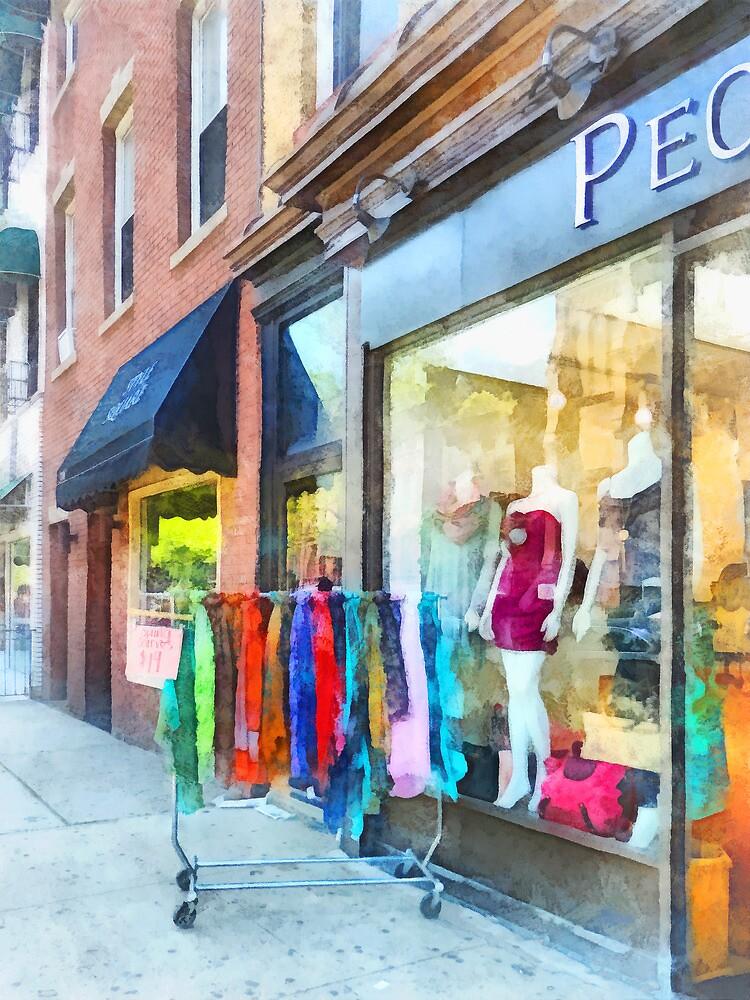 Dress Shop Hoboken NJ by Susan Savad
