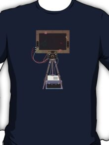 Walter's World Window (fringe) T-Shirt