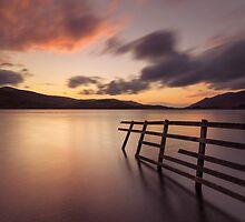 Derwent Water by Brian Kerr