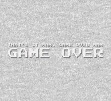 That's It Man, Game Over Man, Game Over Baby Tee