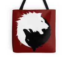 The Wolf and The Lion Tote Bag