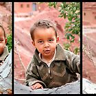 Emotions - Dadas Gorge Morocco by Debbie Pinard