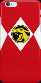 Red Poké Ranger by SnippyFox