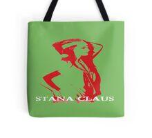 Stana Claus Monochrome Tote Bag