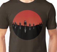 The Rust Coloured Soil: Something Strangely Familiar Unisex T-Shirt